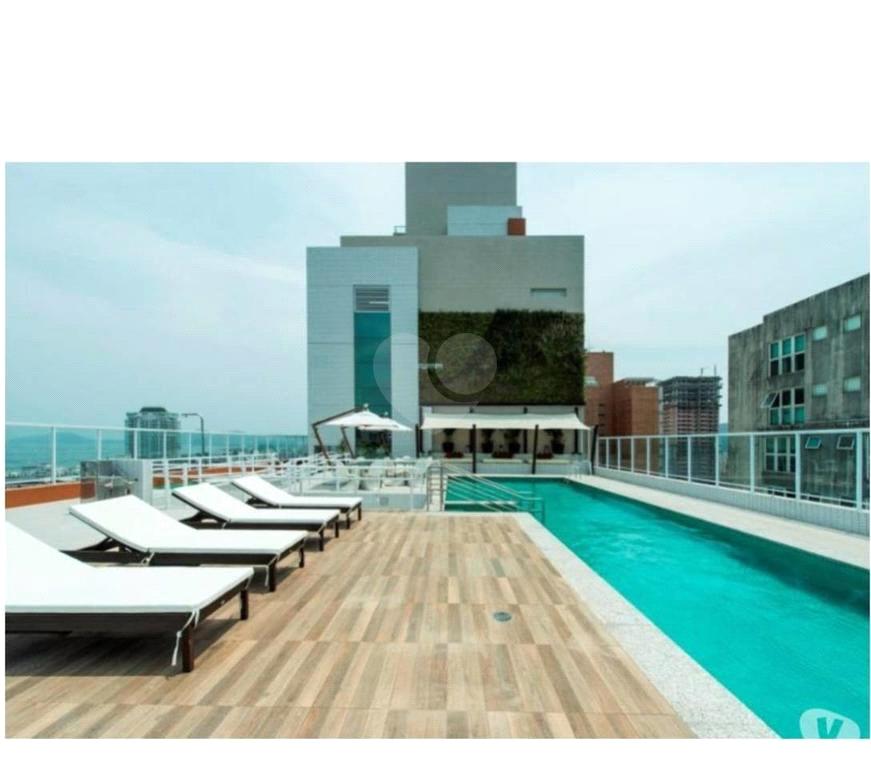 Aluguel Apartamento Santos Gonzaga REO504625 1