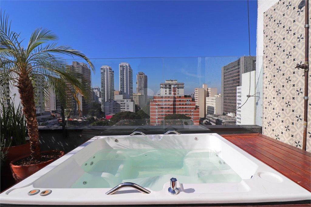 Venda Apartamento São Paulo Cerqueira César REO505400 39