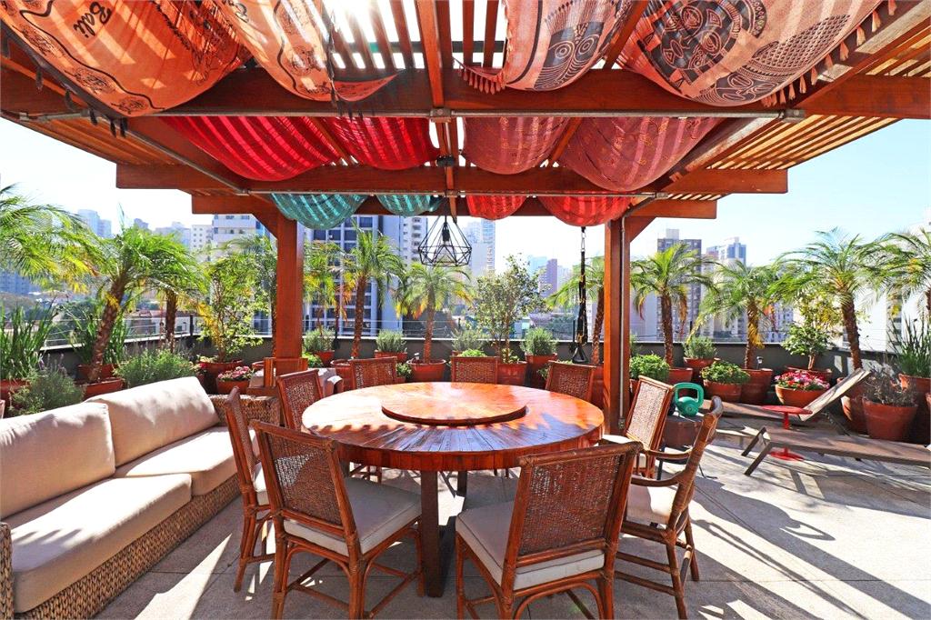 Venda Apartamento São Paulo Cerqueira César REO505400 38