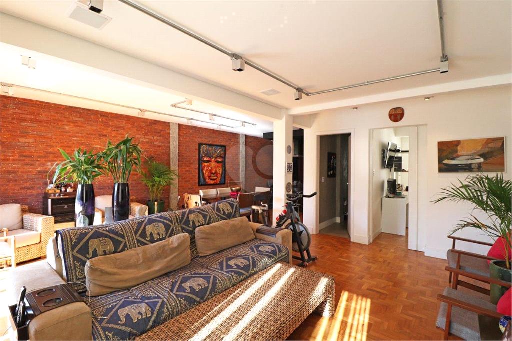 Venda Apartamento São Paulo Cerqueira César REO505400 5
