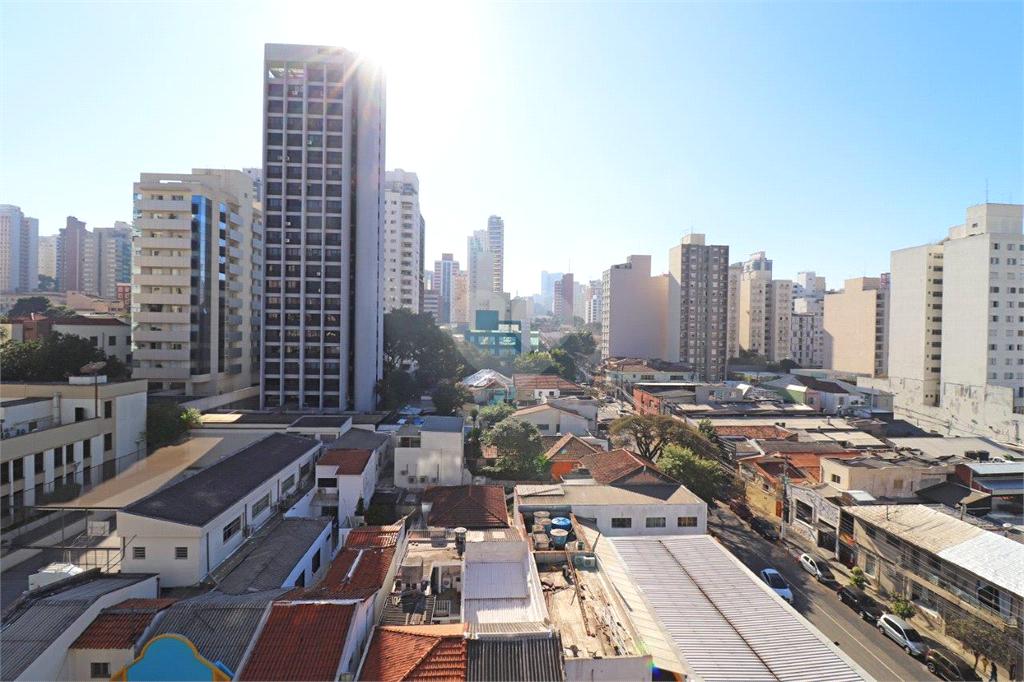 Venda Apartamento São Paulo Cerqueira César REO505400 12