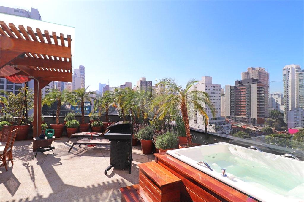 Venda Apartamento São Paulo Cerqueira César REO505400 40