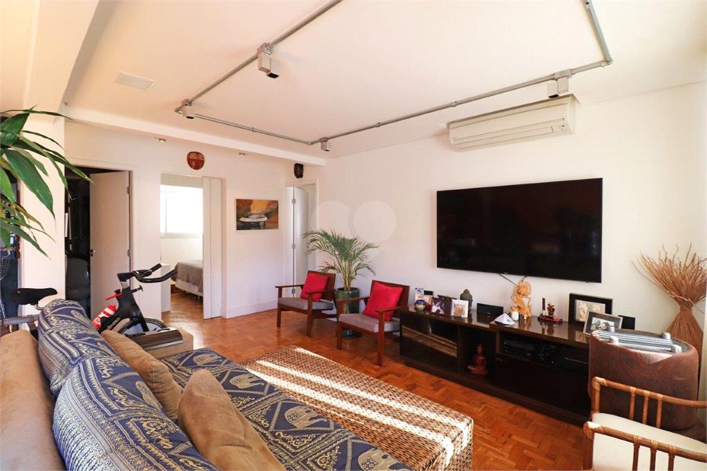Venda Apartamento São Paulo Cerqueira César REO505400 15