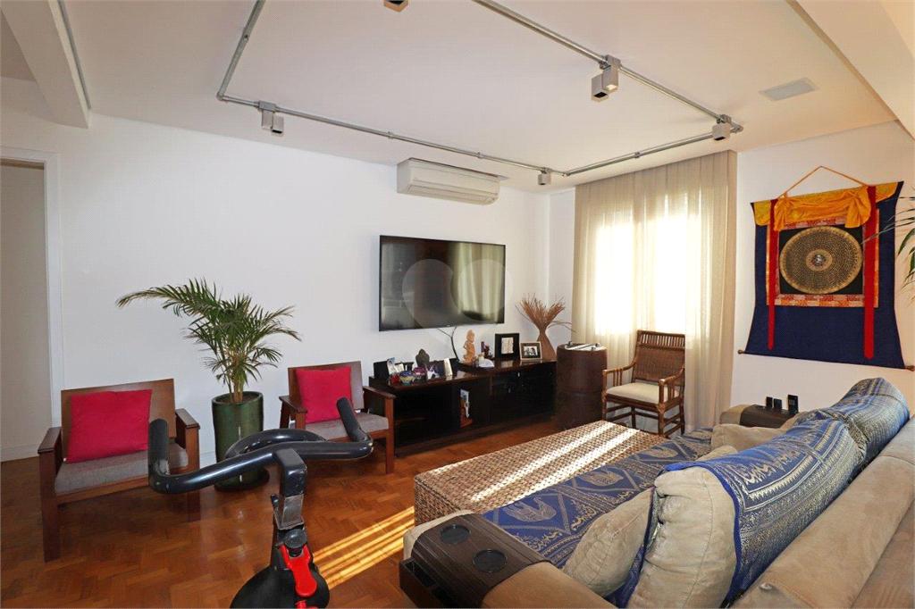 Venda Apartamento São Paulo Cerqueira César REO505400 9