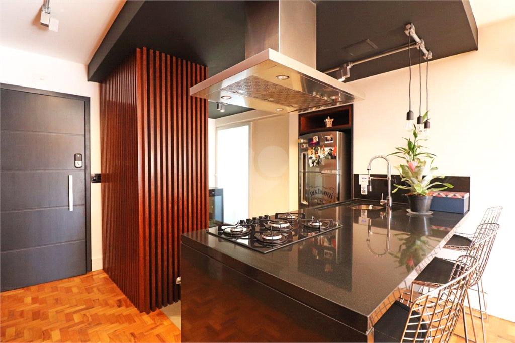 Venda Apartamento São Paulo Cerqueira César REO505400 19