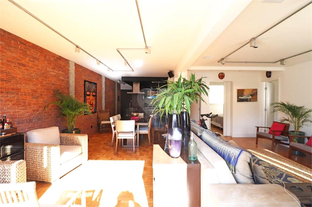Venda Apartamento São Paulo Cerqueira César REO505400 3