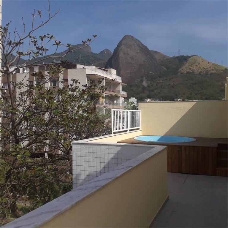 Venda Cobertura Rio De Janeiro Grajaú REO505454 1