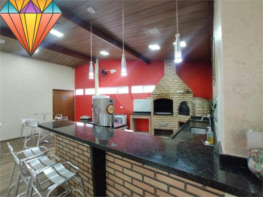 Venda Apartamento Santo André Vila Valparaíso REO505602 51
