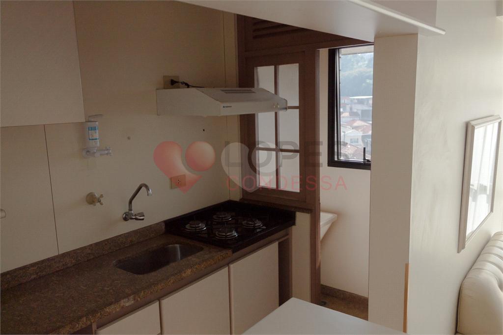 Venda Flat São Paulo Santana REO505703 5