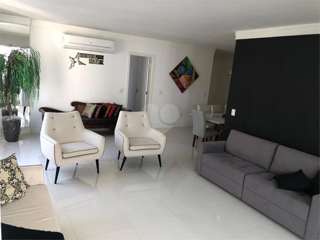 Venda Apartamento Santos Pompéia REO505963 4