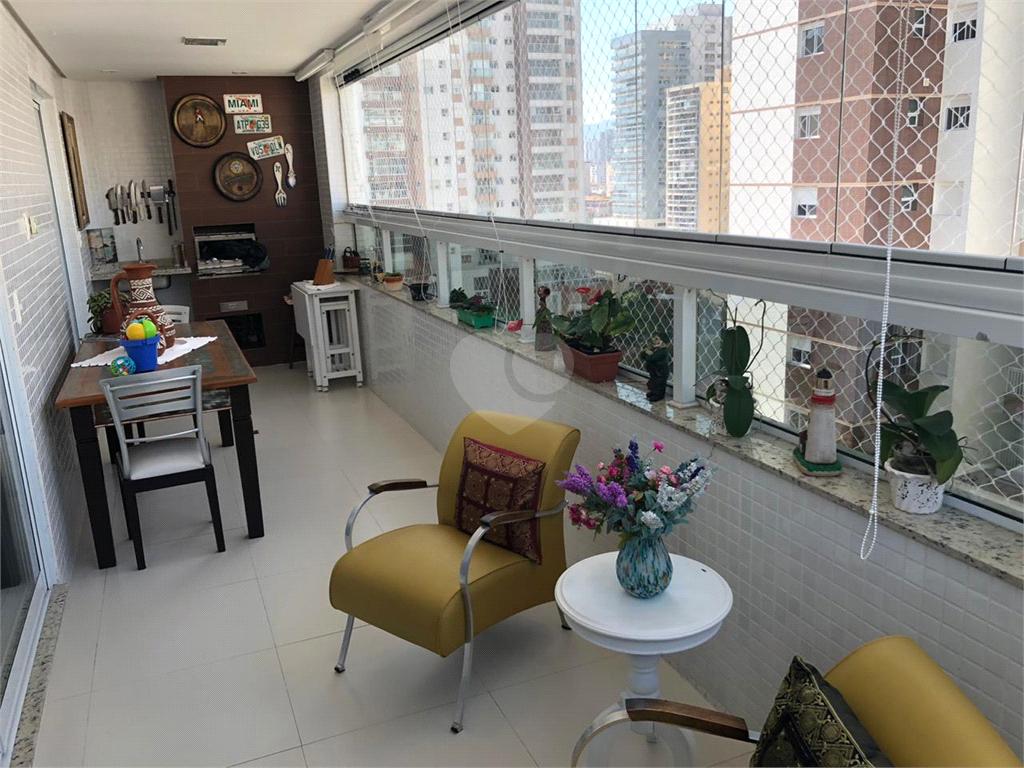 Venda Apartamento Santos Pompéia REO505971 1