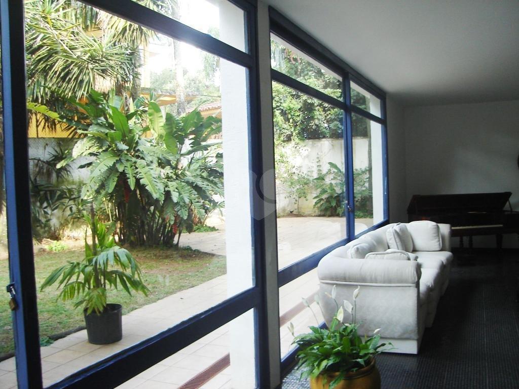 Venda Sobrado São Paulo Alto De Pinheiros REO50647 2