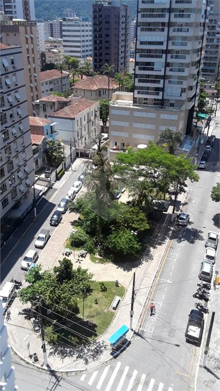 Venda Apartamento Santos Pompéia REO507564 2