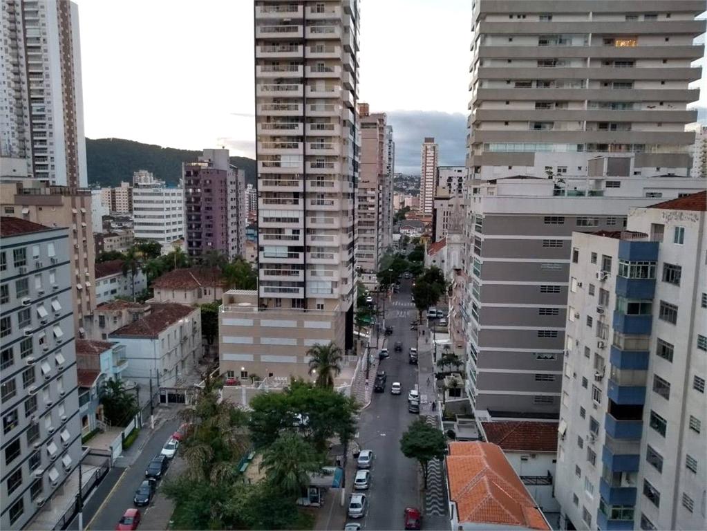 Venda Apartamento Santos Pompéia REO507564 1