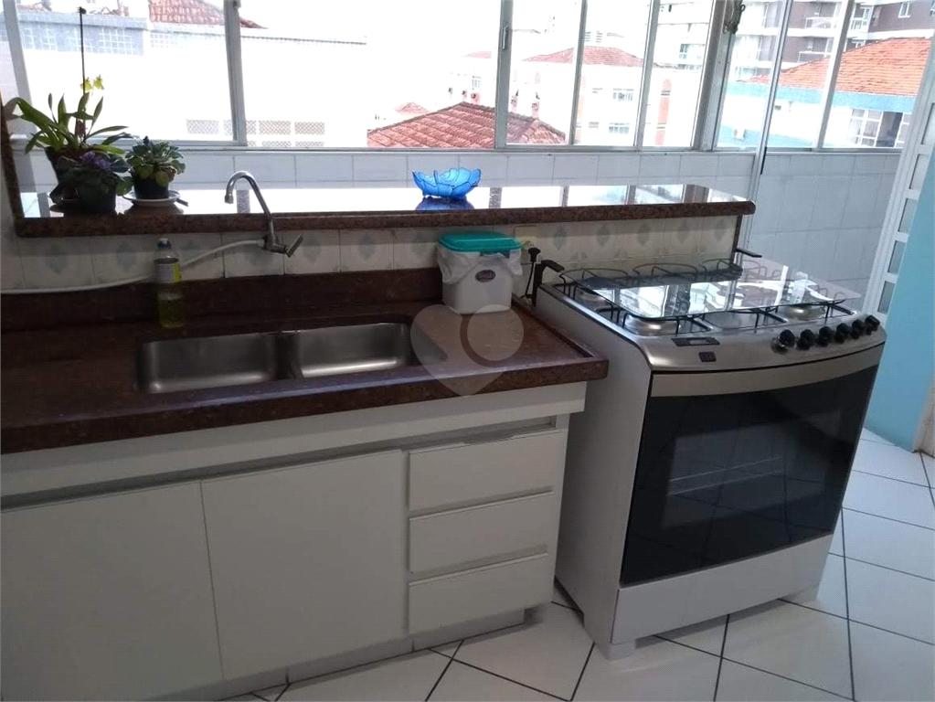 Venda Apartamento Santos Pompéia REO507564 14