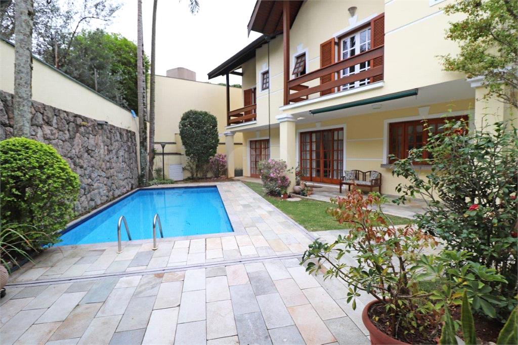 Venda Casa São Paulo Alto De Pinheiros REO507661 4