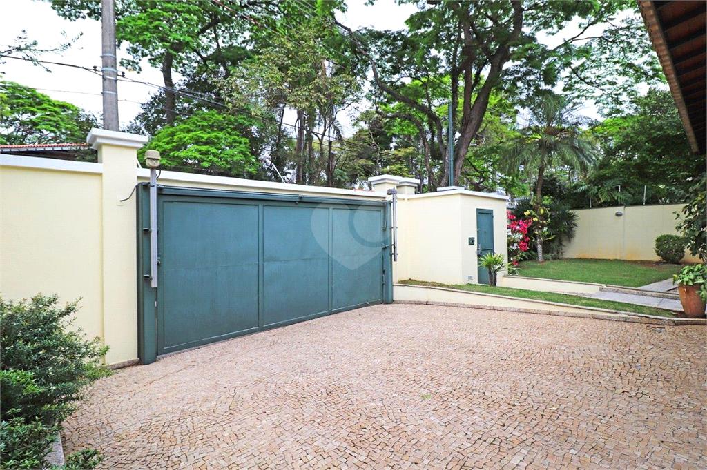 Venda Casa São Paulo Alto De Pinheiros REO507661 11