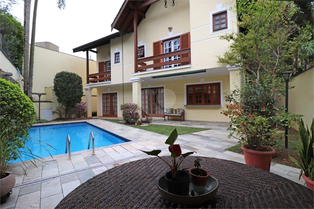 Venda Casa São Paulo Alto De Pinheiros REO507661 1