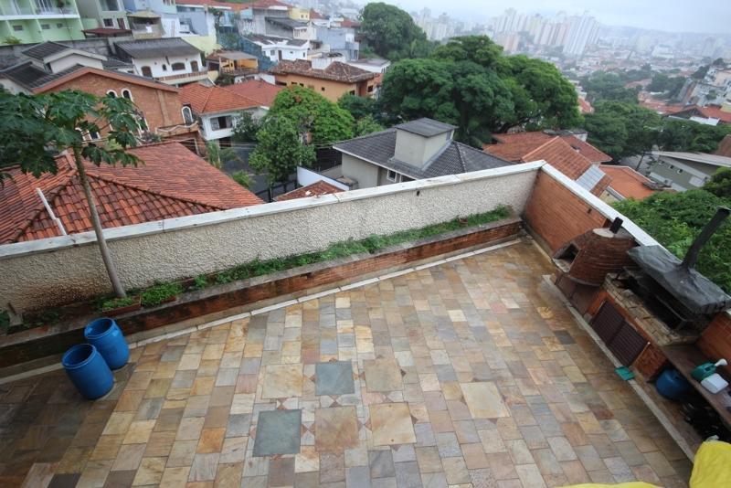 Venda Casa São Paulo Vila Romana REO50800 17