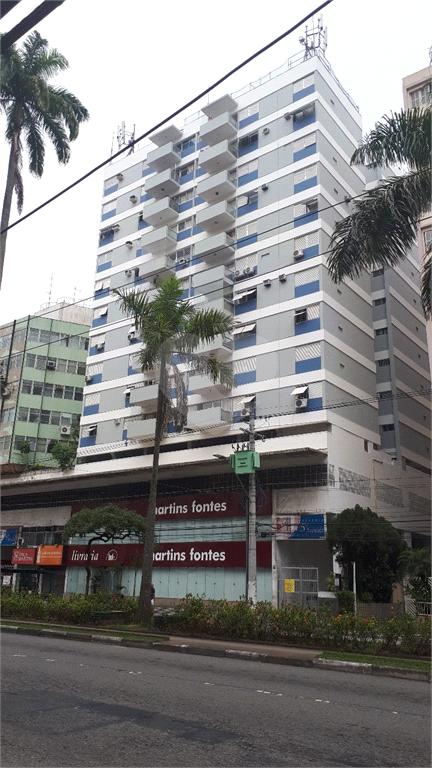 Venda Apartamento Santos Gonzaga REO509193 1