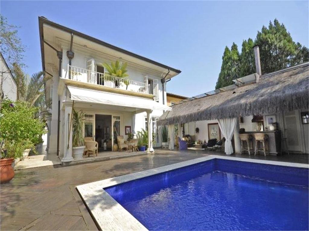 Venda Casa São Paulo Jardim Europa REO510579 1