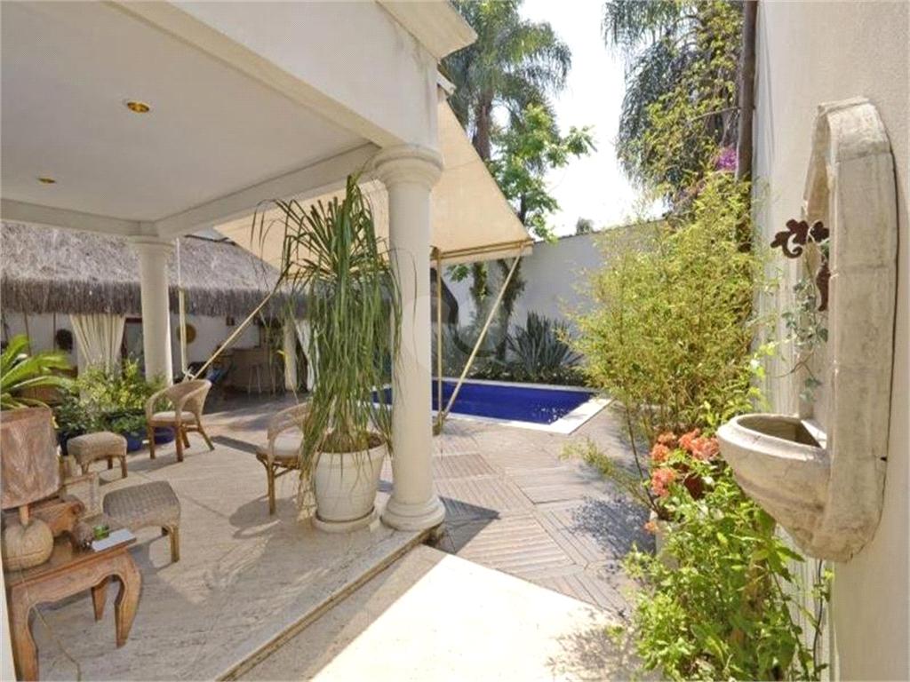 Venda Casa São Paulo Jardim Europa REO510579 15