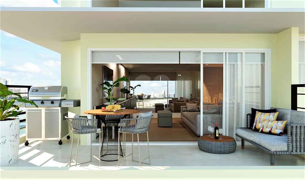 Venda Apartamento Santos Boqueirão REO510789 3
