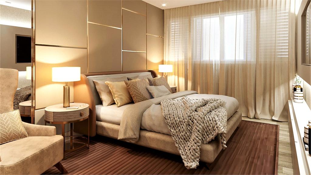 Venda Apartamento Santos Boqueirão REO510789 8