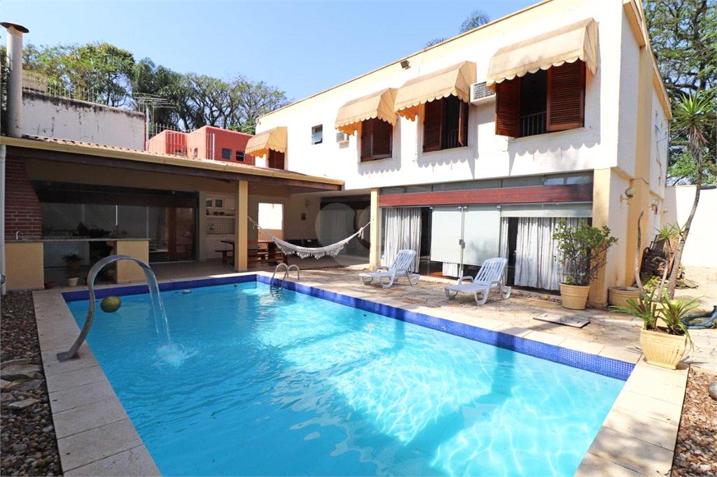 Venda Casa São Paulo Alto De Pinheiros REO510812 11