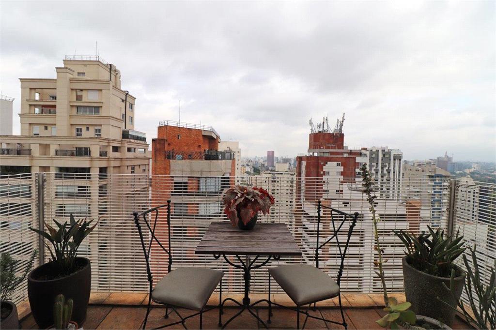 Venda Cobertura São Paulo Vila Madalena REO516861 6