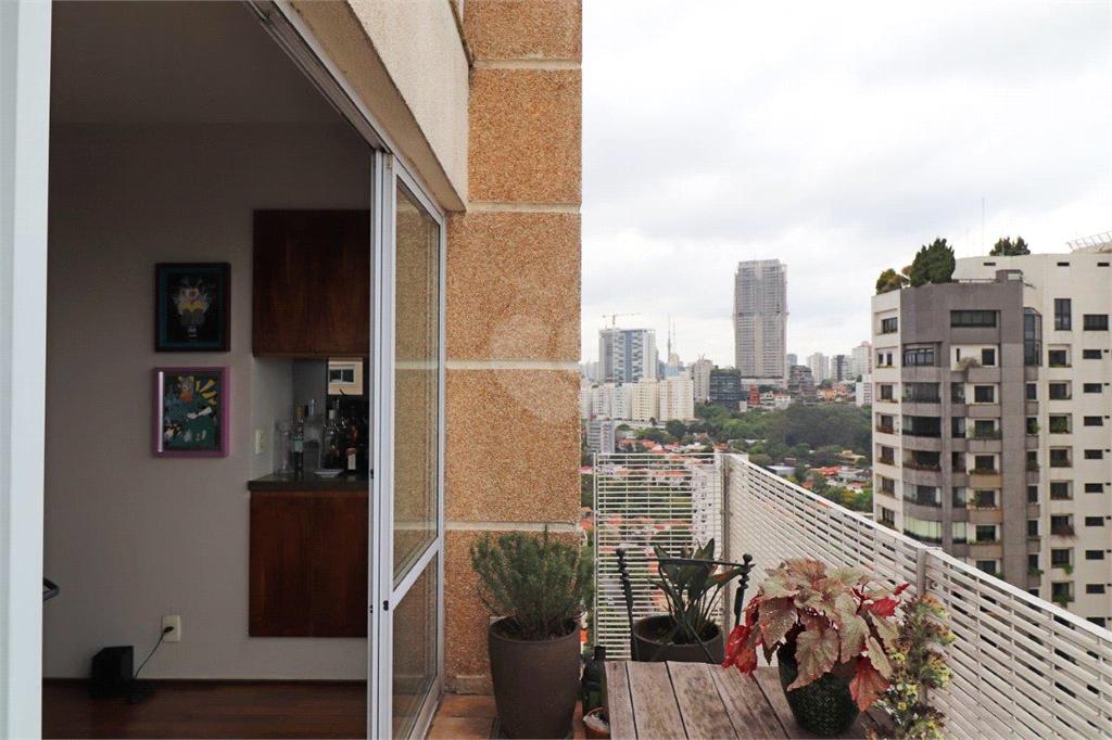 Venda Cobertura São Paulo Vila Madalena REO516861 11