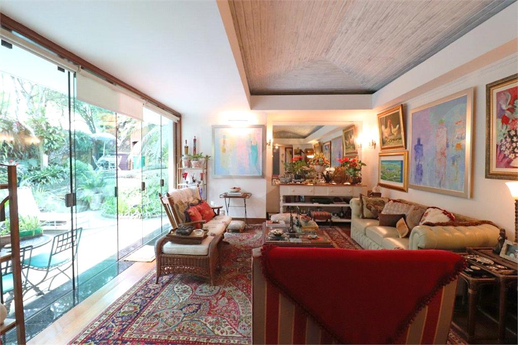 Venda Casa São Paulo Alto De Pinheiros REO518126 15