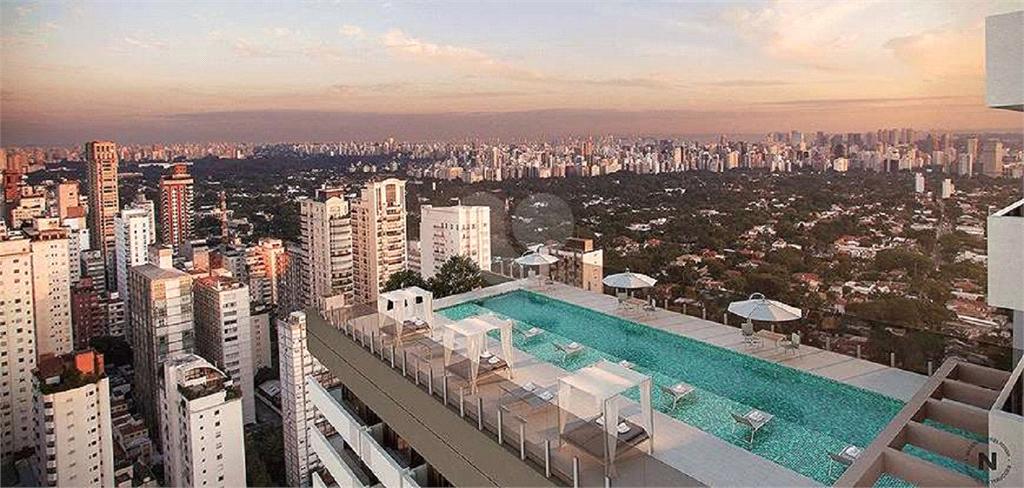 Venda Apartamento São Paulo Pinheiros REO520410 14