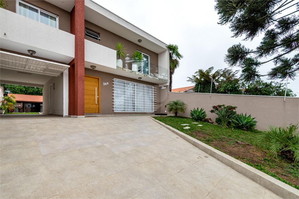 Venda Casa Curitiba Campina Do Siqueira REO521183 2