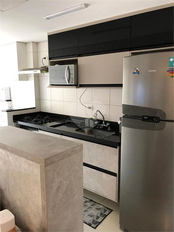 Venda Apartamento Santos Vila Mathias REO521772 16