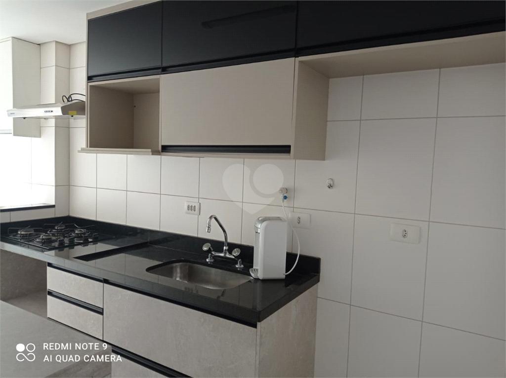 Venda Apartamento Santos Vila Mathias REO521772 42