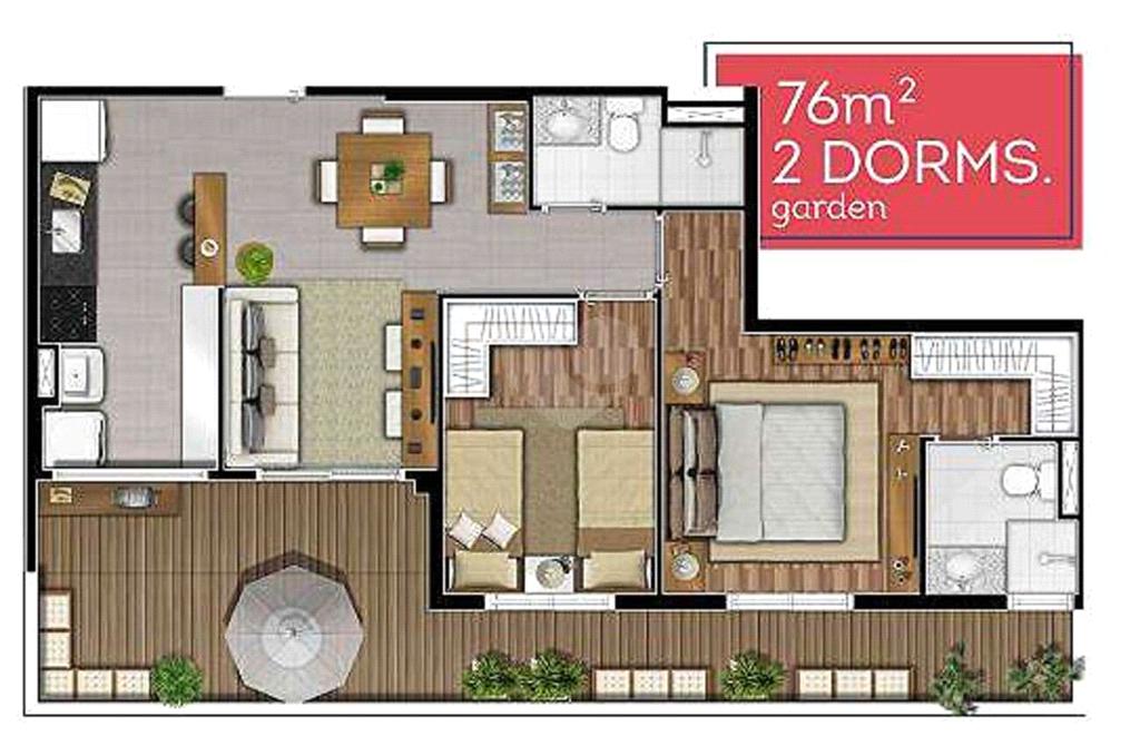Venda Apartamento Barueri Parque Viana REO521792 17