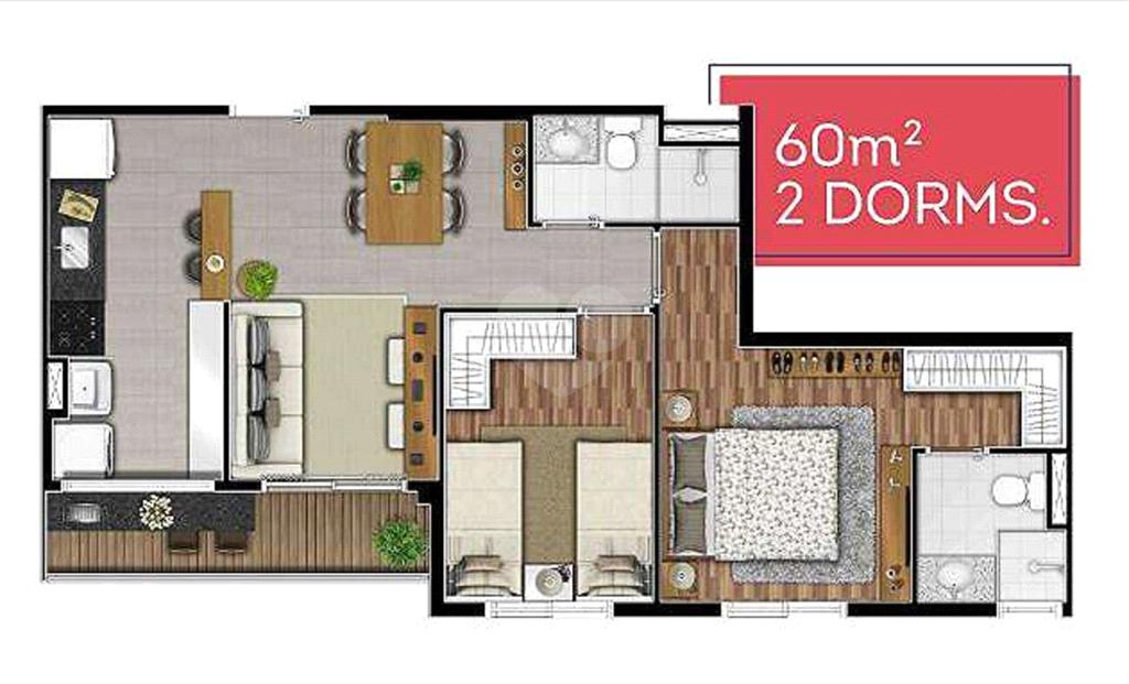 Venda Apartamento Barueri Parque Viana REO521936 7
