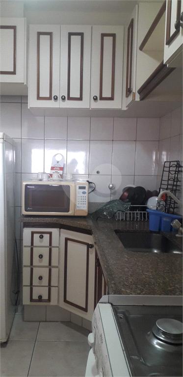 Venda Apartamento Santos Vila Mathias REO522622 9