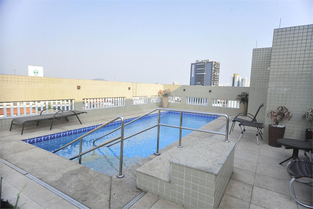 Venda Apartamento Santos Vila Mathias REO522934 58