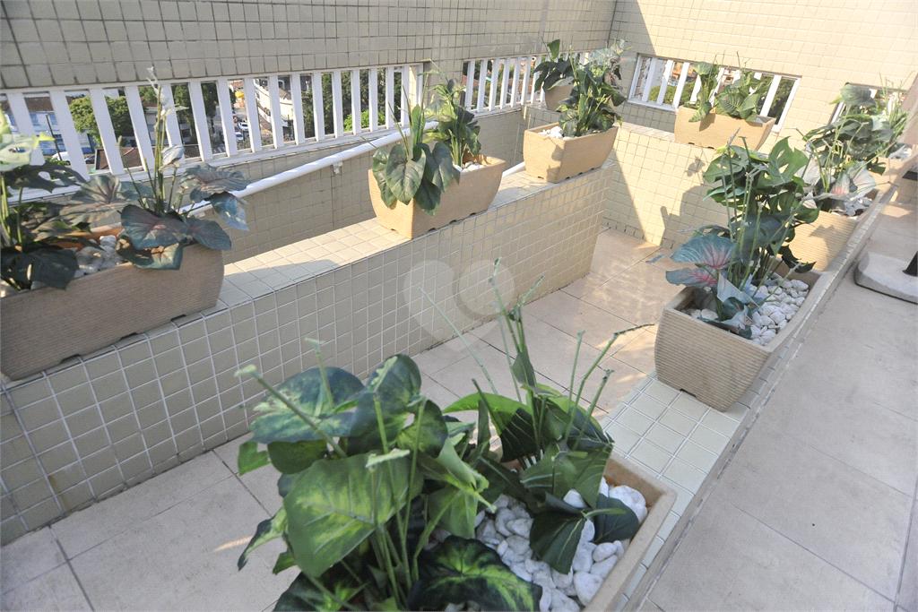 Venda Apartamento Santos Vila Mathias REO522934 66
