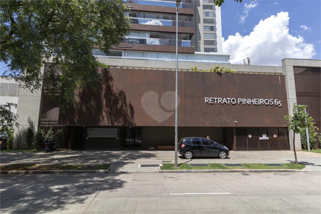 Aluguel Apartamento São Paulo Pinheiros REO525254 55