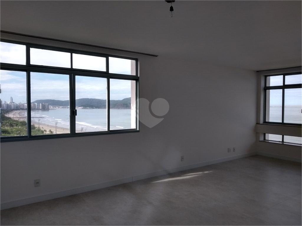 Venda Apartamento Santos Boqueirão REO526200 13