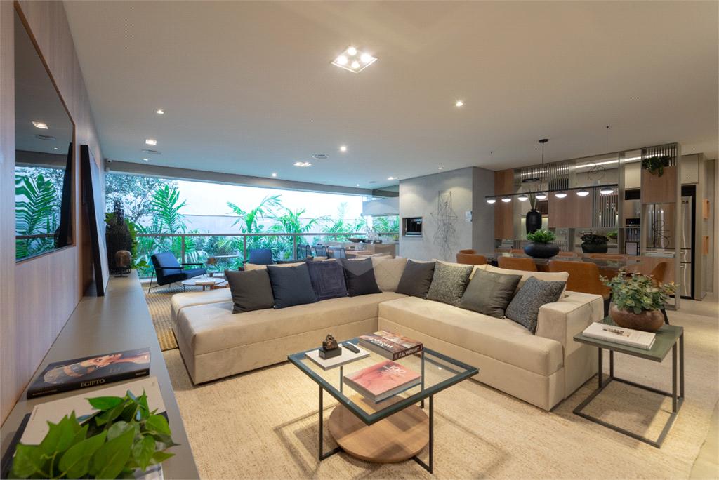 Venda Apartamento São Paulo Sumarezinho REO526502 3