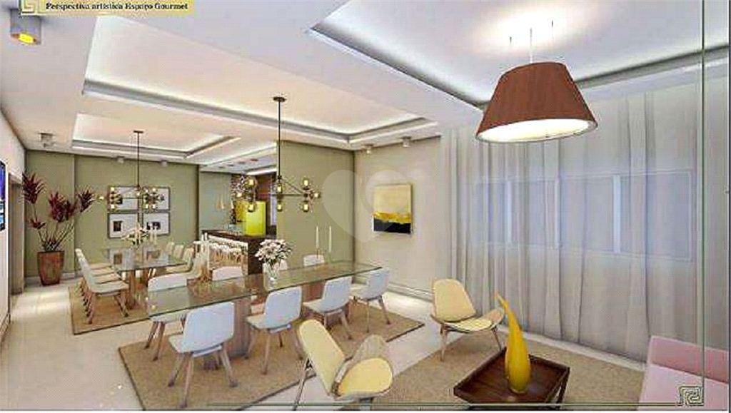 Venda Apartamento Praia Grande Ocian REO526948 9