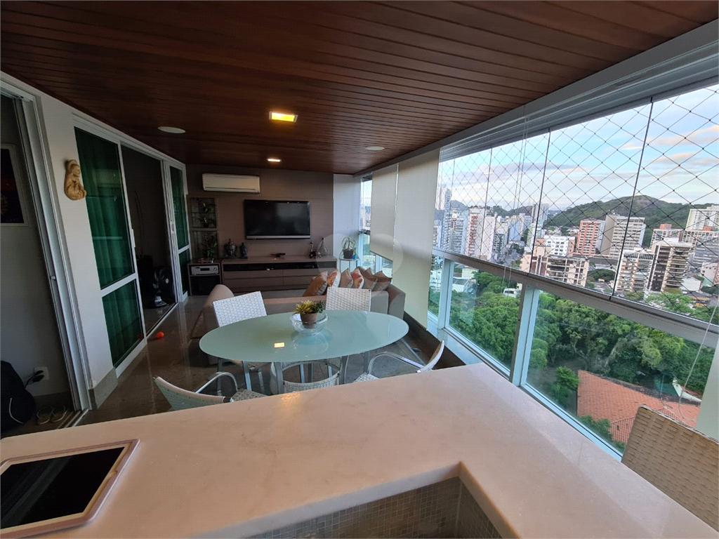 Venda Apartamento Vitória Praia Do Canto REO527154 4