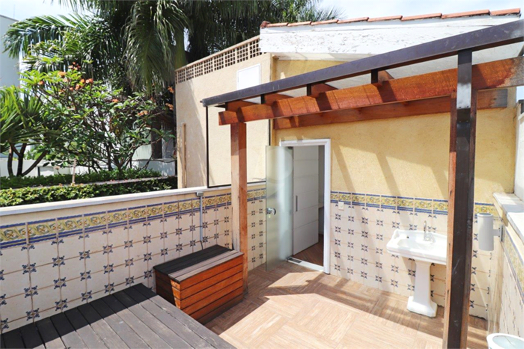 Venda Casa de vila São Paulo Jardim Paulistano REO527421 37