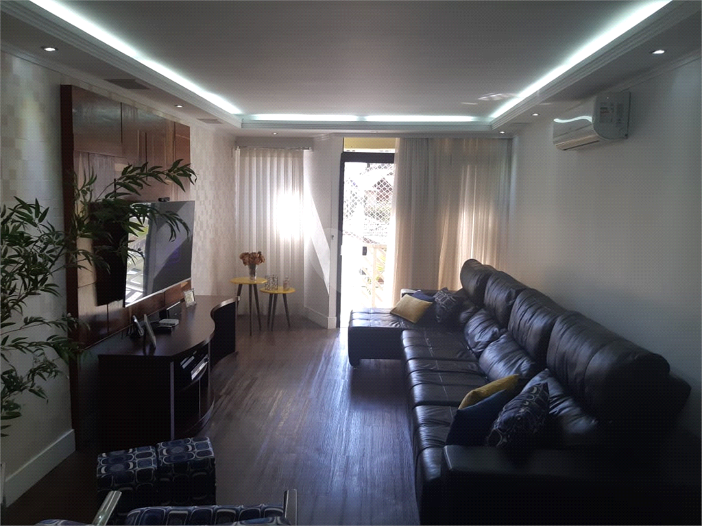 Venda Sobrado São Paulo Vila Isolina Mazzei REO529883 2