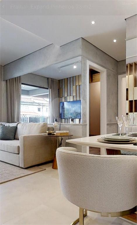 Venda Apartamento São Paulo Pinheiros REO530165 8