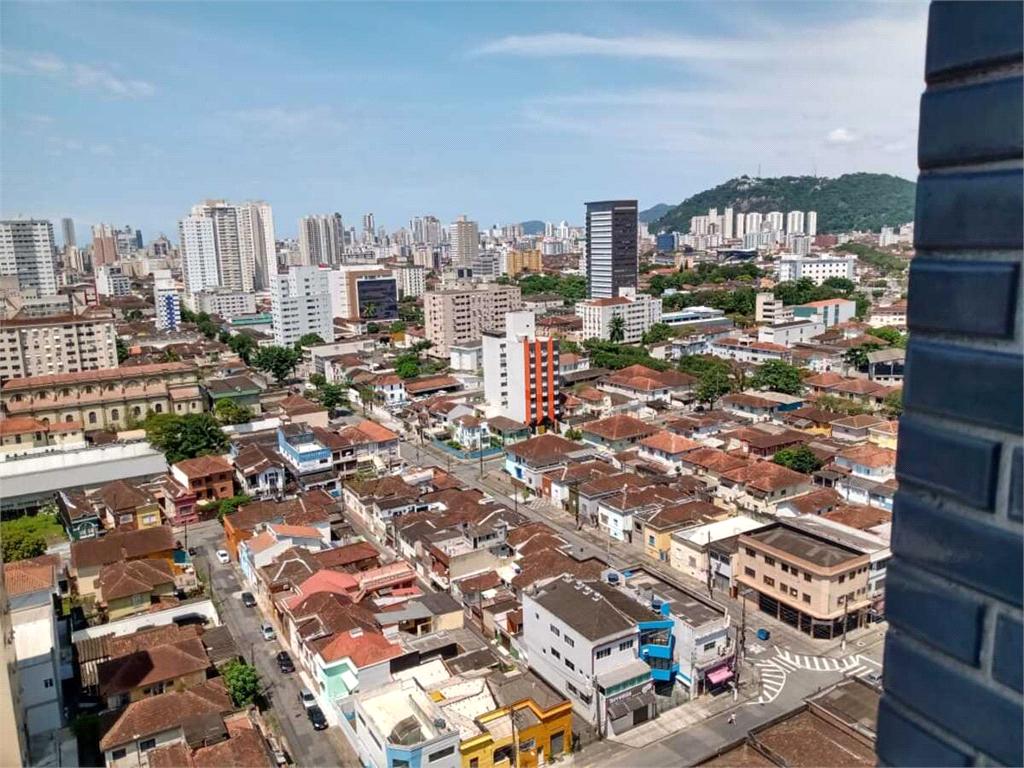 Venda Apartamento Santos Vila Mathias REO530669 3